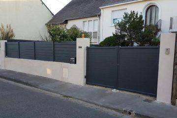 Clôture & portail